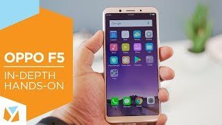 Video OPPO F5 Hands-On Review MP3, 3GP, MP4, WEBM, AVI, FLV Januari 2018