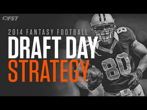 Fantasy Football Draft Strategy for 2014 thumbnail