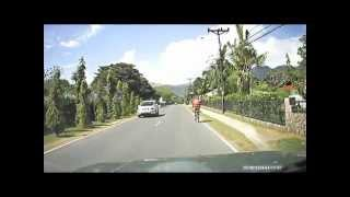El Valle De Anton Panama  city photos gallery : Calle Principal (Main Street), El Valle de Anton, Panama.wmv
