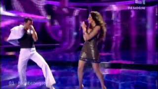 Andrea Demirović - Just Get Out Of My Life (Montenegro 2009)