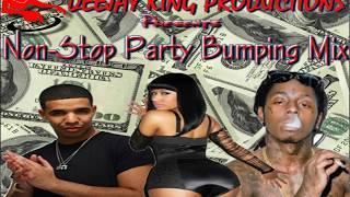 Non-Stop Party Bumping Mix 2014 (Hip Hop, Rap and R&B)