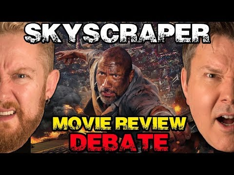 SKYSCRAPER Movie Review - Film Fury