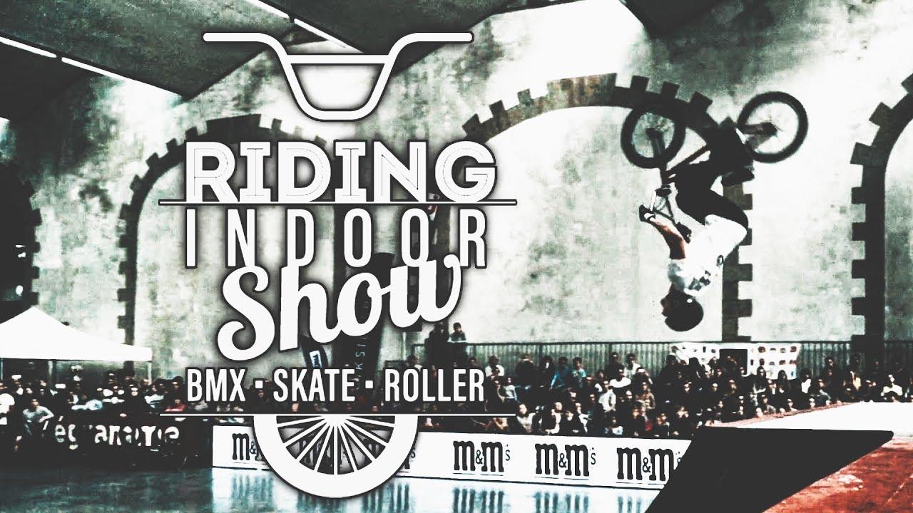 Riding indoor show Brest 2017 – Le Clip