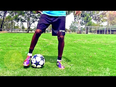 soccer - In this video I'll show you how to Improve Your Football Skills. In diesem Video lernt ihr 25 Tricks & Übungen mit denen Ihr euer Ballgefühl verbessertt! #TT...