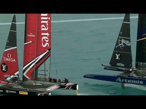 America's Cup: Πιο κοντά στον τελικό οι Νεοζηλανδοί – sport