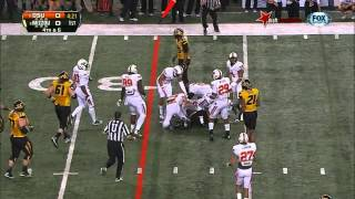 Justin Gilbert vs Missouri (2013)