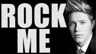Video Rock Me - One Direction (Lyric Video) MP3, 3GP, MP4, WEBM, AVI, FLV Juni 2019