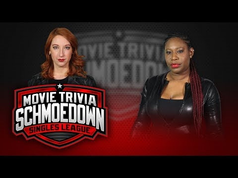 Stacy Howard Vs Jeannine The Machine - Movie Trivia Schmoedown
