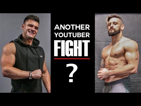 Diet plans - HE CHALLENGED ME TO A FIGHT! + UPPER Hypertrophy Workout (Ft. Rob Lipsette & Lex Fitness)