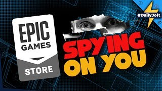 Epic Games Is Spying On You & Stealing Steam Data!!