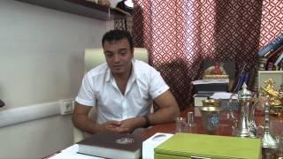 Победитель битвы экстрасенсов Мехди отвечает на вопросы. Часть 4 — Вафа Мехди Эбрагими — видео