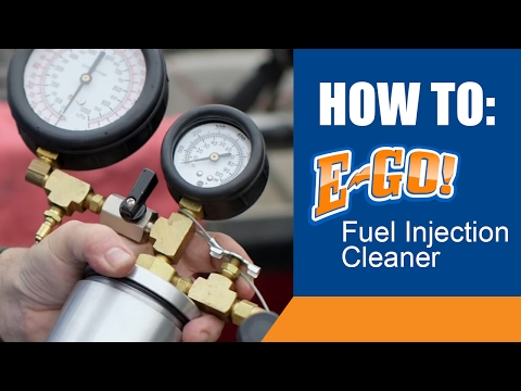 E-Go! Fuel Injection Cleaner Training Module