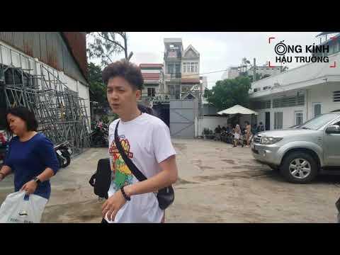 THÁCH THỨC DANH HÀI || Ngô Kiến Huy - Trường Giang tự lái xế hộp đến phim trường - Thời lượng: 1:53.