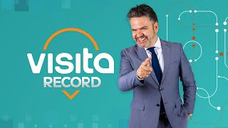 Visita Record na íntegra - 06/julho/2019 - Bloco 3