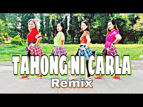 TAHONG NI CARLA ( Ericnem Remix ) - TikTok Remix | Dance Fitness | Zumba