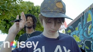 Video Matt Ox Is the 12-Year-Old Fidget-Spinning Rapper About to Blow Up: Noisey Raps MP3, 3GP, MP4, WEBM, AVI, FLV Oktober 2017
