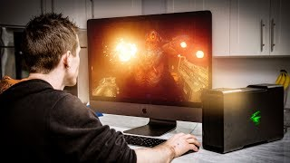 Gaming on the iMac Pro - How bad can it be?