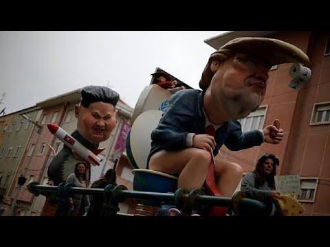 Πορτογαλία: Καρναβάλι με πολιτική χροιά