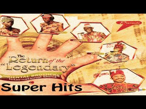 Oriental Brothers International Band - Oyenusi (Official Audio)