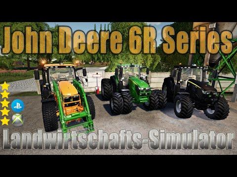 John Deere 6R Series v1.0.0.0