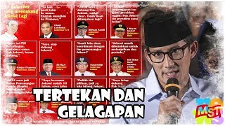 Video Banyak Kepala Daerah Dukung Jokowi, Sandiaga Tertekan dan Gelagapan Hingga Kini MP3, 3GP, MP4, WEBM, AVI, FLV September 2018