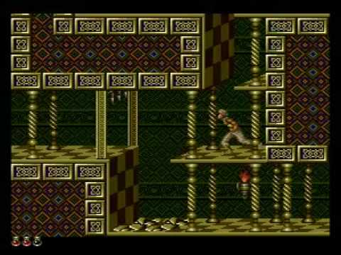 prince of persia super nintendo level 18