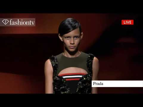 Prada - Prada Spring/Summer 2014 | New York Fashion Week NYFW | FashionTV http://fashionTV.com/videos NEW YORK - FashionTV brings you the Prada Spring/Summer 2014 Co...