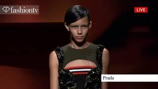 Prada Spring/Summer 2014 | Milan Fashion Week MFW | FashionTV