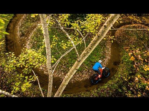 Riding Vermont's Kingdom Trails