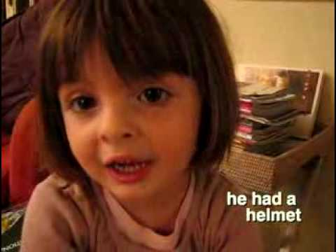 Ever wonder what a french baby accent sounds like?