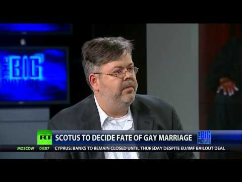 SCOTUS - Shane Farnan, Talk Radio News Service, joins Thom Hartmann. The Supreme Court heard arguments regarding Proposition 8 and the Defense of Marriage Act. Could ...
