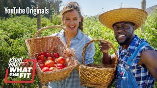 Video Farming with Jennifer Garner and Kevin Hart MP3, 3GP, MP4, WEBM, AVI, FLV Maret 2019
