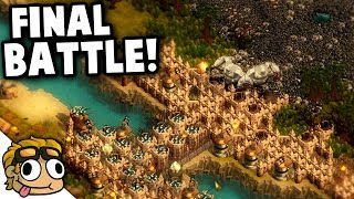 Video THE ULTIMATE FINAL WAVE! | They Are Billions Custom Campaign Map Gameplay Part 3 MP3, 3GP, MP4, WEBM, AVI, FLV Januari 2019