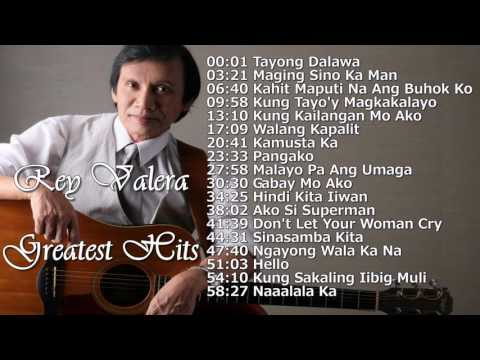 Rey Valera Nonstop 18 Greatest Hits
