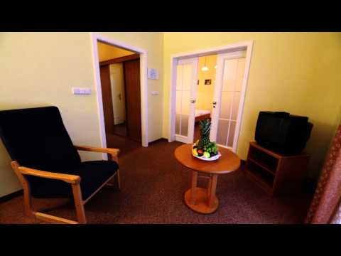 Medical spa resort Manes Karlovy Vary