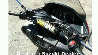 3. 2009 Suzuki Burgman 400 - Walkaround and Info