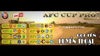 [FIFA ONLINE 3] AFC CUP PRO