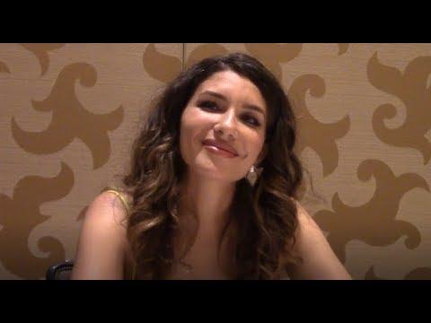 Arrow - Juliana Harkavy Interview, Season 8