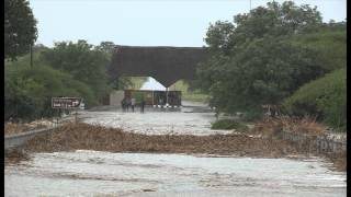 Hoedspruit South Africa  city pictures gallery : Hoedspruit Floods - South Africa Travel Channel 24