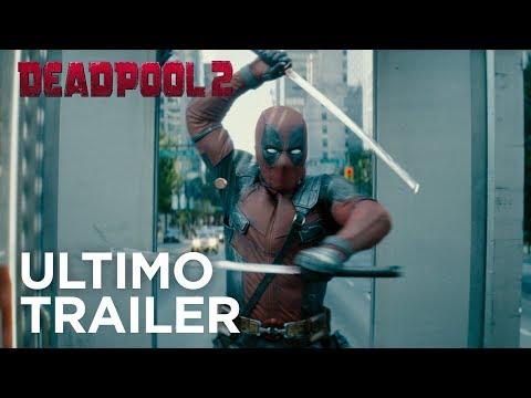 Preview Trailer Deadpool 2, trailer italiano finale