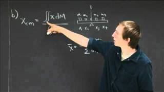 Integrals With Density | MIT 18.02SC Multivariable Calculus, Fall 2010