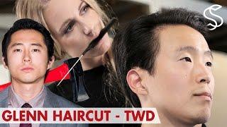 Nonton Steven Yeun Hairstyle ★ Glenn The Walking Dead ★ Men's hair Film Subtitle Indonesia Streaming Movie Download