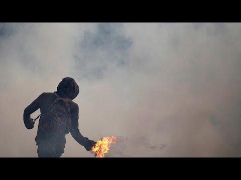 Νέα μαζική διαδήλωση της αντιπολίτευσης στο Καράκας