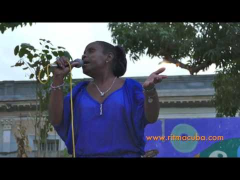 Nancy Garcia Vinent : Malaika (audio)