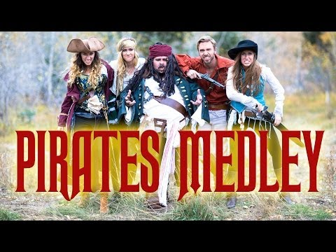 Disney's Pirates Of The Caribbean Medley