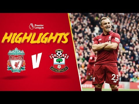 Highlights: Liverpool 3-0 Southampton | Shaqiri's Stunning Full Debut