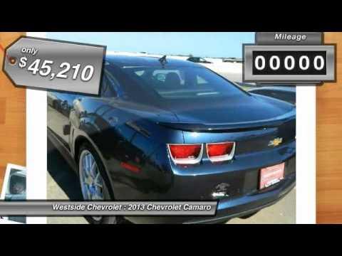 2013 Chevrolet Camaro Katy Texas 30566