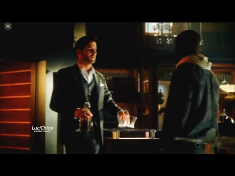 Lucifer 3x04 Ending Scene Luci & Amenadiel  -You Really Have Changed  Season 3 Episode 4