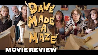 Nonton Dave Made a Maze - Movie Review Film Subtitle Indonesia Streaming Movie Download