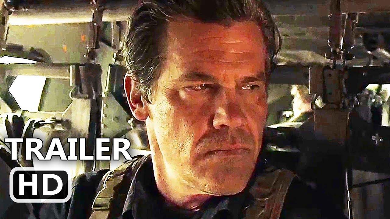 Josh Brolin & Benicio Del Toro lead the Next Chapter of the Sicario Drug War Battles in 'Sicario 2: Soldado' (Trailer)